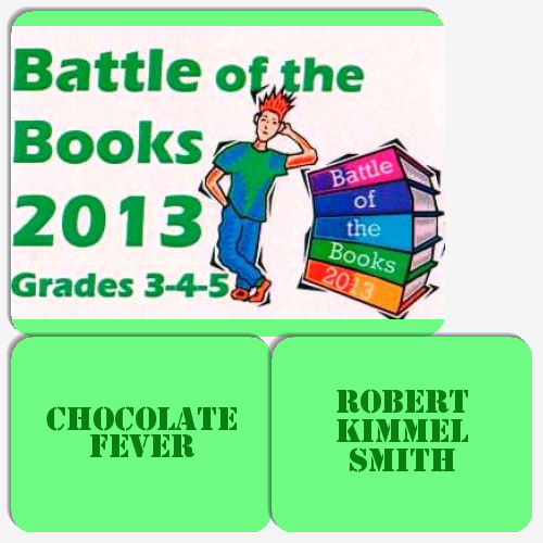 Battle of the Books 2013 Grades 3-5