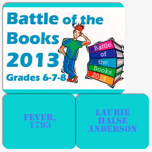 Battle of the Books 2013 Grades 6-8