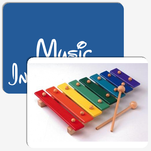 Music Instruments (4) Memory Game