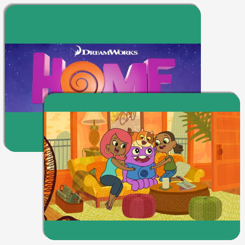 Home-The Movie