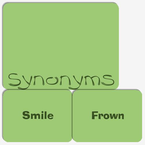 Synonym memory game - Match The Memory