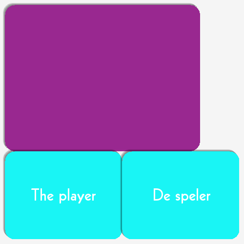 The Voetbal Memory Game