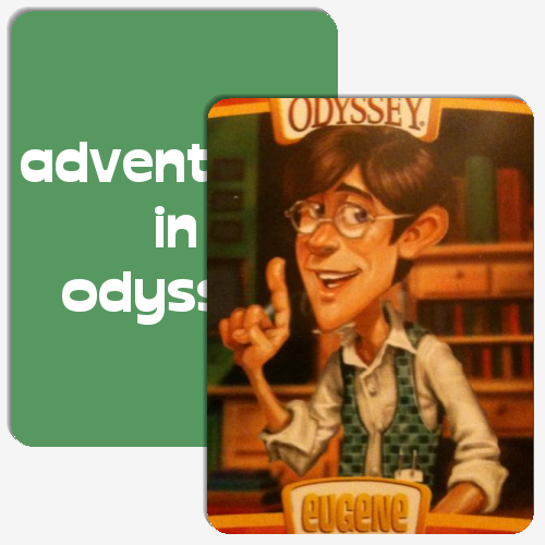 Adventures In Odyssey Characters Match The Memory