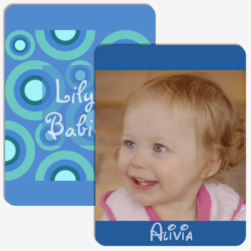 The Lily's Babies Memory Game