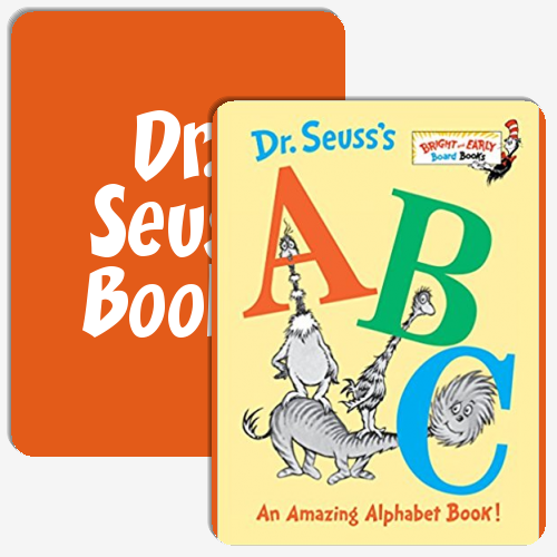 Dr Seuss Memory: The Dr. Seuss Books Memory Game