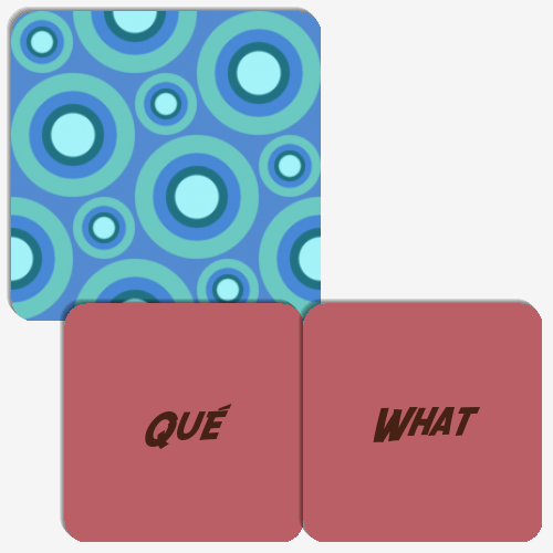 L2 Spanish Question Words