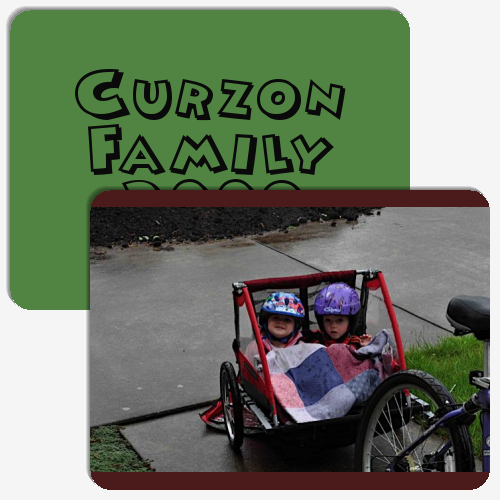 The Curzon Family Memory Game