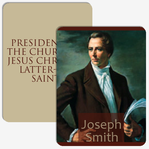 Presidents of The Church of Jesus Christ of Latter-day Saints