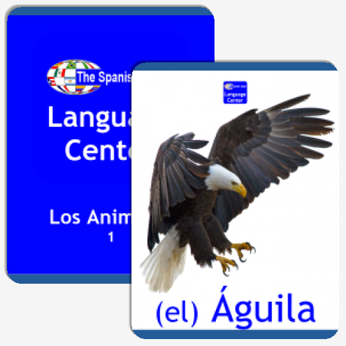 Los Animales 1 Memory Game