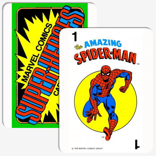 The Mighty Marvel Matching Game!