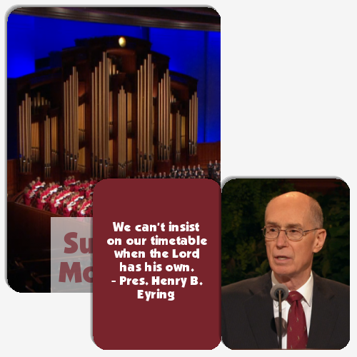 LDS General Conference - October 2012 - Sunday Morning