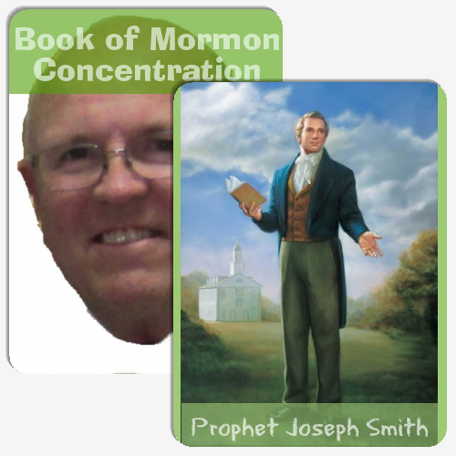 Book of Mormon Concentration