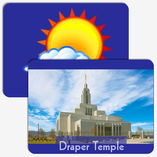 The LDS Temple Memory Game