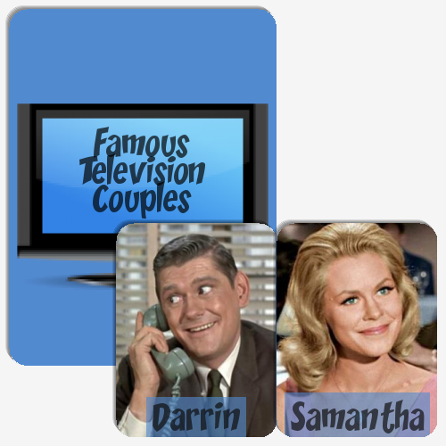 Match The Famous Television Couples